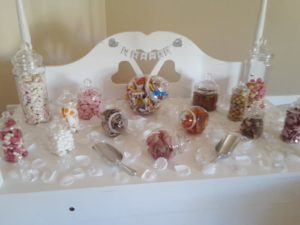 Image of Candy Cart