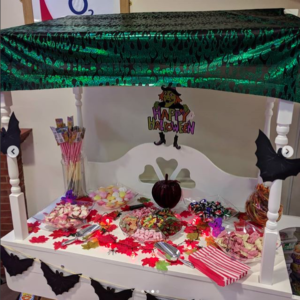 Picture of Maisie's Sweets Candy Cart
